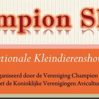 Championshow Niederlande